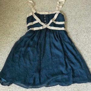Anthropologie Burlapp Women's Flowy Dress